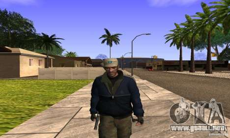 Grove Street v1.0 para GTA San Andreas sexta pantalla
