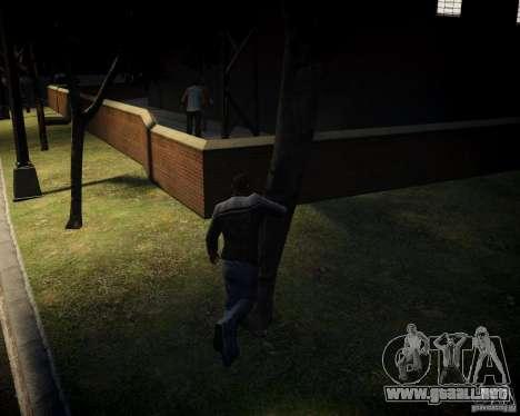 Collision Mod para GTA 4 segundos de pantalla