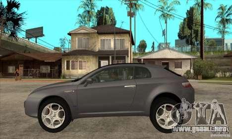 Alfa Romeo Brera de NFSC para GTA San Andreas left