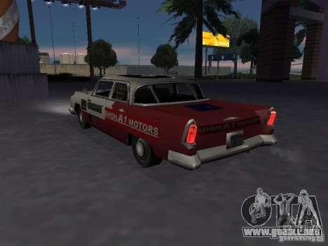 Bloodring Banger (A) de Gta Vice City para GTA San Andreas left