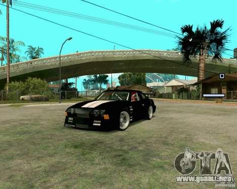 Hotring Racer Tuned para GTA San Andreas