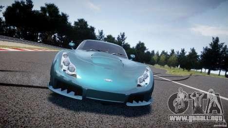 TVR Sagaris para GTA 4