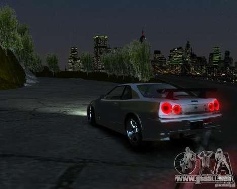 Rocky Drift Island para GTA 4 tercera pantalla