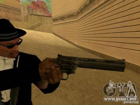 44.Magnum para GTA San Andreas quinta pantalla