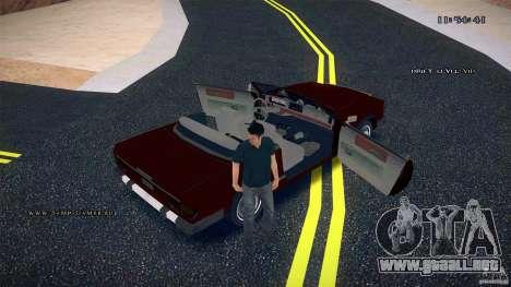 Feltzer HD para la vista superior GTA San Andreas