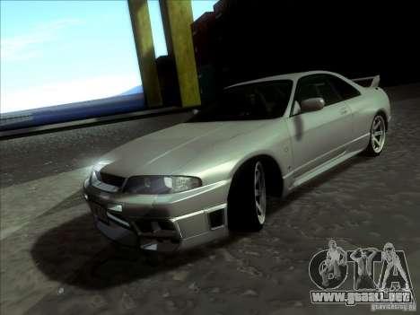 Nissan Skyline GTR BNR33 para GTA San Andreas