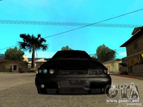 VAZ 2110 Penza Tuning para la visión correcta GTA San Andreas