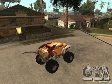 Monster Mutt para la visión correcta GTA San Andreas