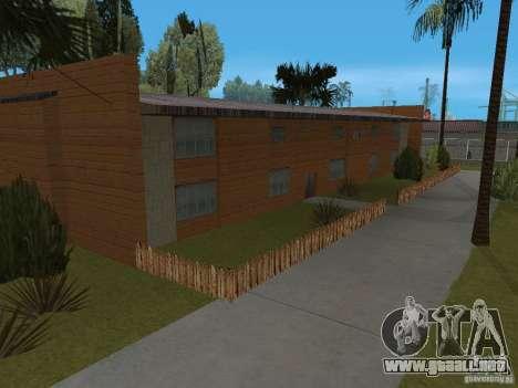 Nuevo Groove Street para GTA San Andreas sucesivamente de pantalla