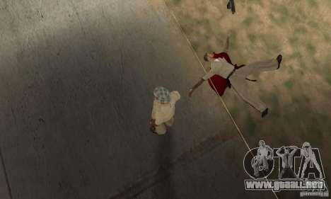 GTA IV Blood para GTA San Andreas segunda pantalla