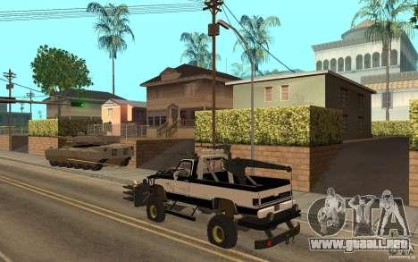 Chevrolet Hunter para la visión correcta GTA San Andreas