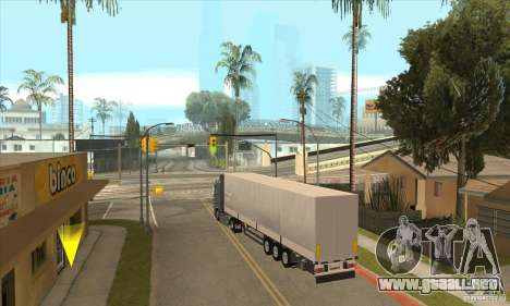 Trailer para GTA San Andreas vista hacia atrás