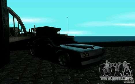Supernatural ENB V.0.1 para GTA San Andreas