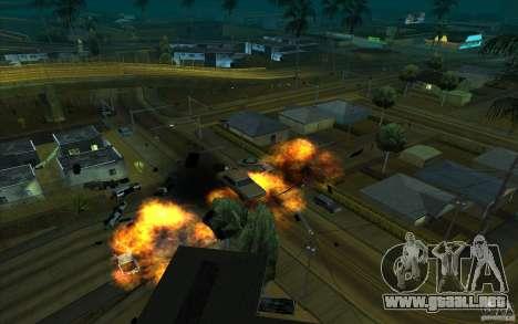 Dibujo para GTA San Andreas sexta pantalla