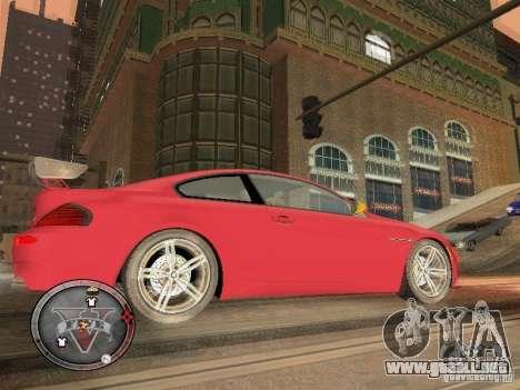 GTA 5 HUD para GTA San Andreas séptima pantalla