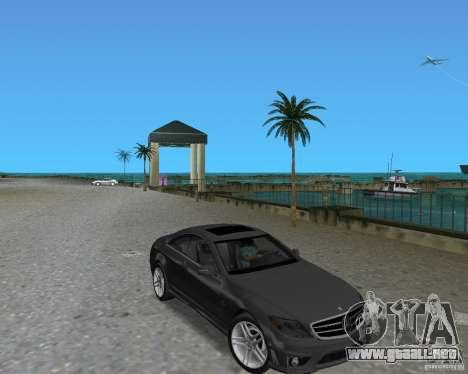 Mercedess Benz CL 65 AMG para GTA Vice City