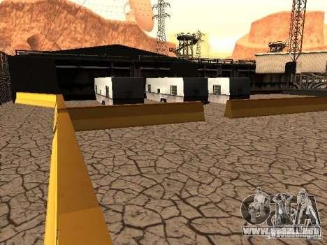 Prison Mod para GTA San Andreas séptima pantalla