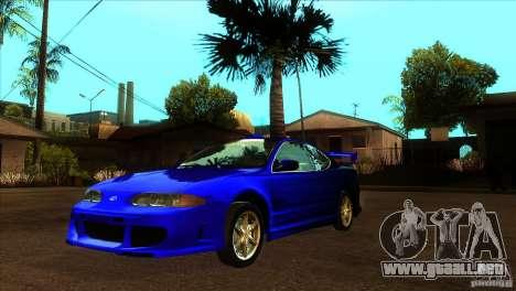 Oldsmobile Alero 2003 para GTA San Andreas interior