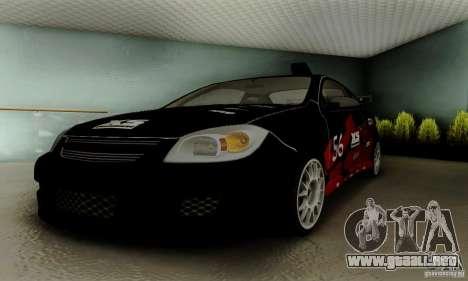 Chevrolet Cobalt SS para el motor de GTA San Andreas