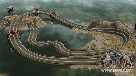 Stunt Speedway Park para GTA 4 sexto de pantalla