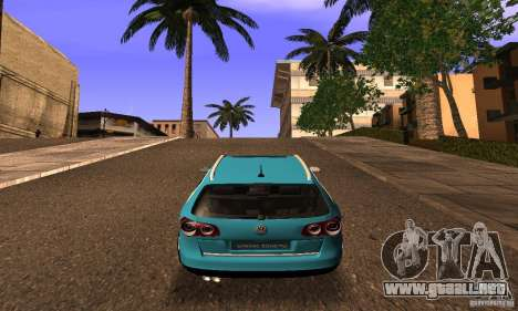 Grove Street v1.0 para GTA San Andreas décimo de pantalla