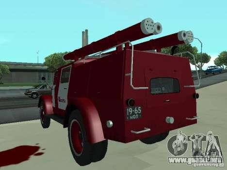 GAZ 51 20 ADC para la visión correcta GTA San Andreas