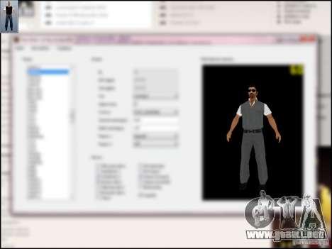 Guardia para GTA San Andreas segunda pantalla