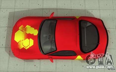 Mazda RX-7 - FnF2 para la visión correcta GTA San Andreas