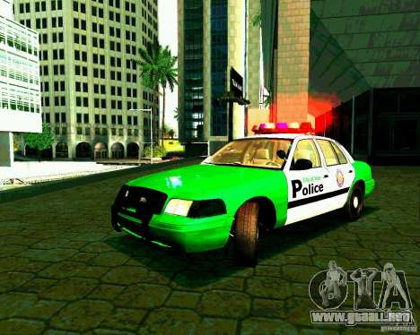 Ford Crown Victoria 2003 Police Interceptor VCPD para GTA San Andreas