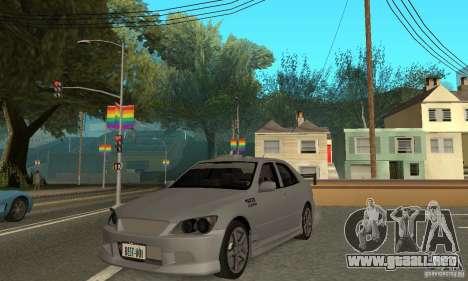 DRIFT CAR PACK para GTA San Andreas twelth pantalla