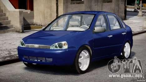 1118-Vaz Kalina para GTA 4