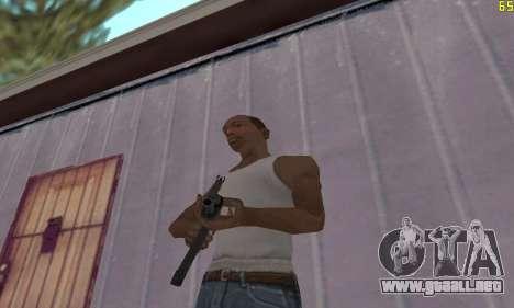 AKMS para GTA San Andreas tercera pantalla