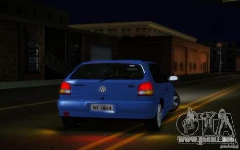 Volkswagen Golf GTI 1996 para la visión correcta GTA San Andreas