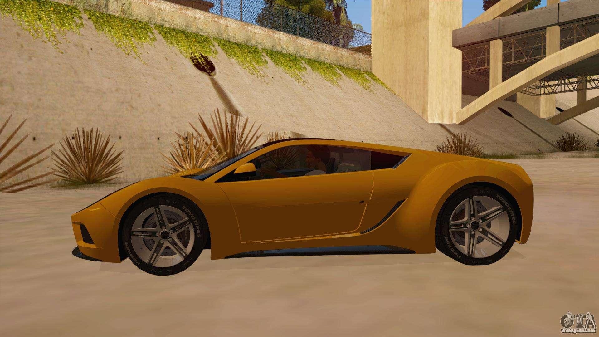 Saleen S5S Raptor 2010 para GTA San Andreas leftSaleen S5s Raptor White