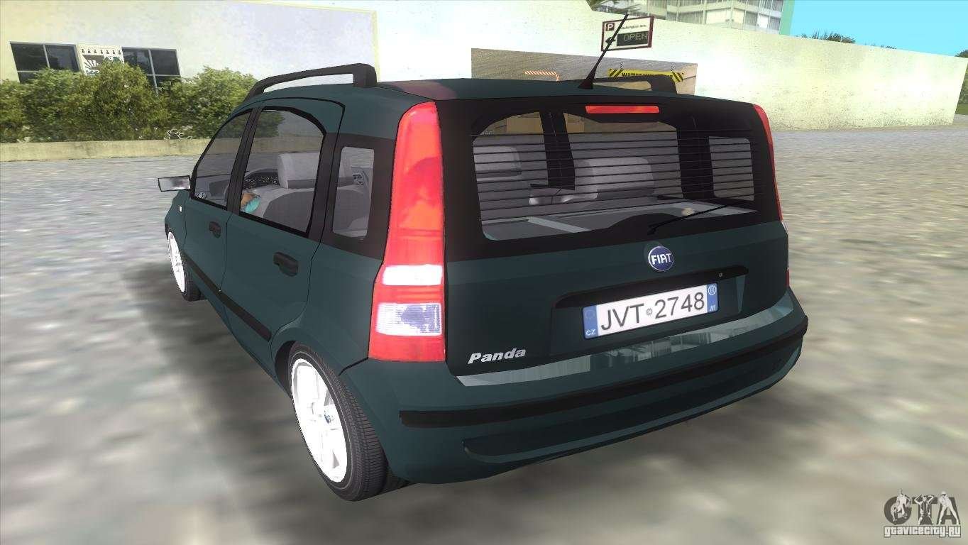 fiat panda 2004 para gta vice city. Black Bedroom Furniture Sets. Home Design Ideas