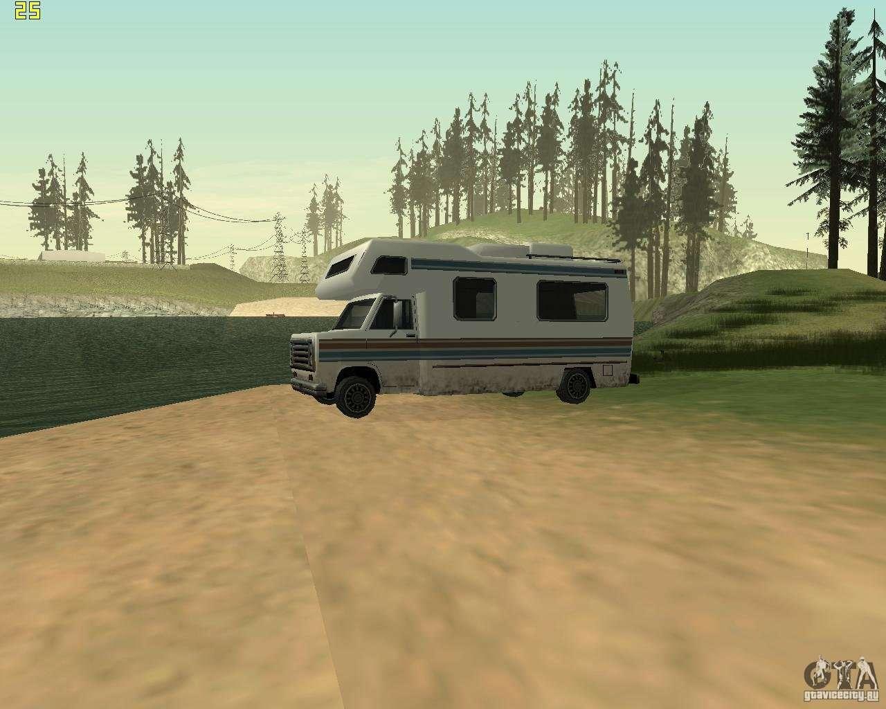 Fiesta de la naturaleza para GTA San Andreas sexta pantalla