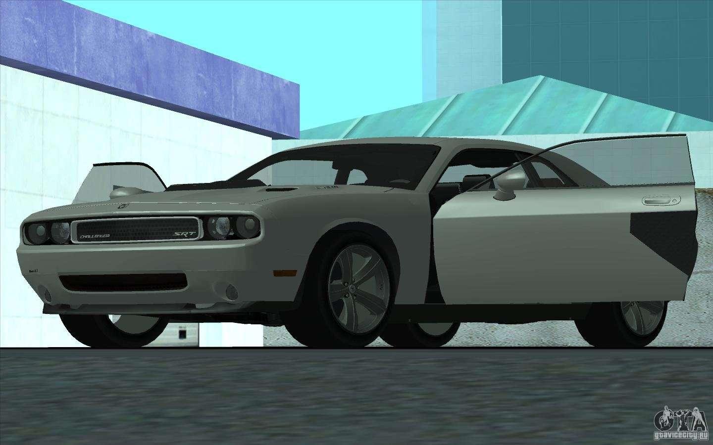 Dodge Challenger Image: Dodge Challenger Mod For Gta San Andreas