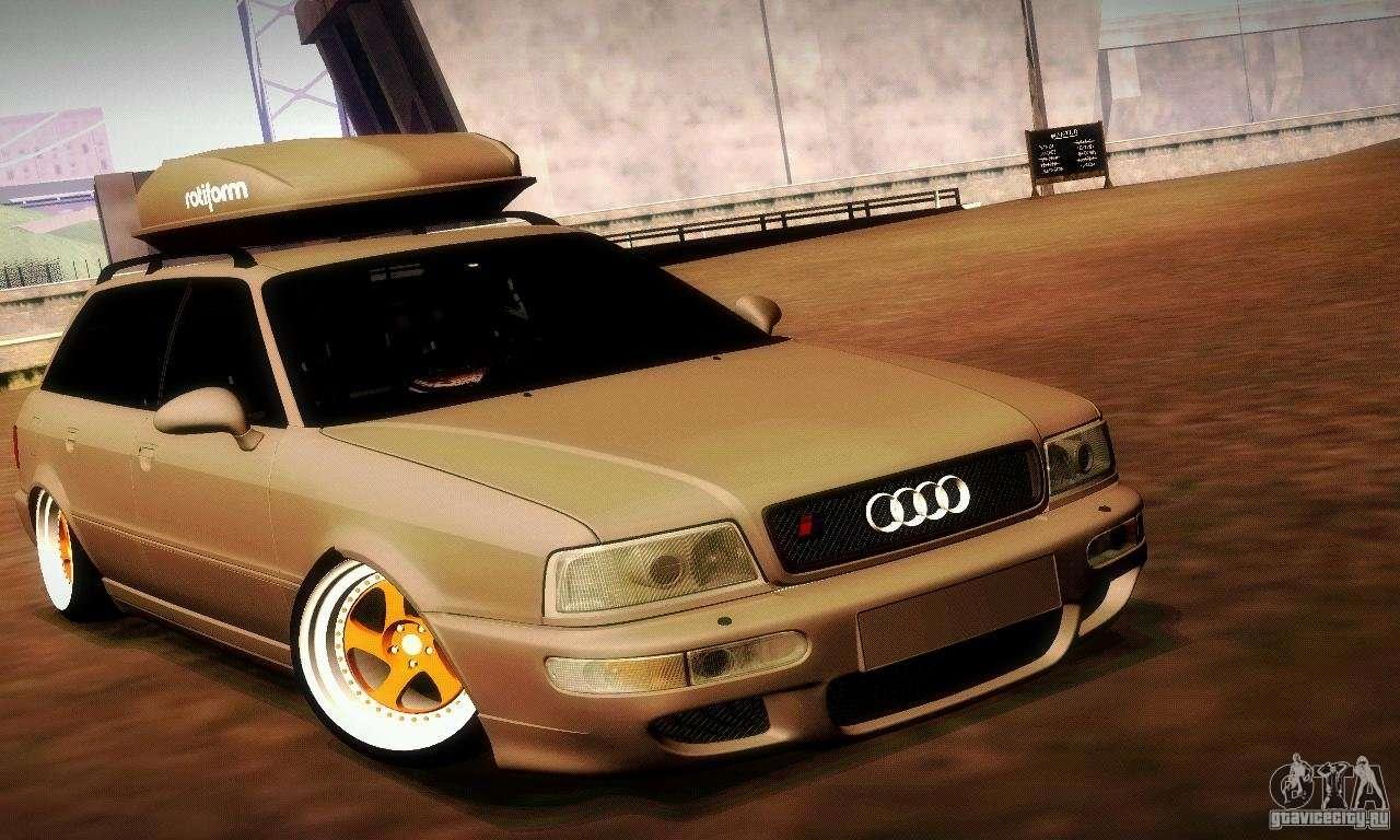 Audi Rs2 Avant Thug Para Gta San Andreas