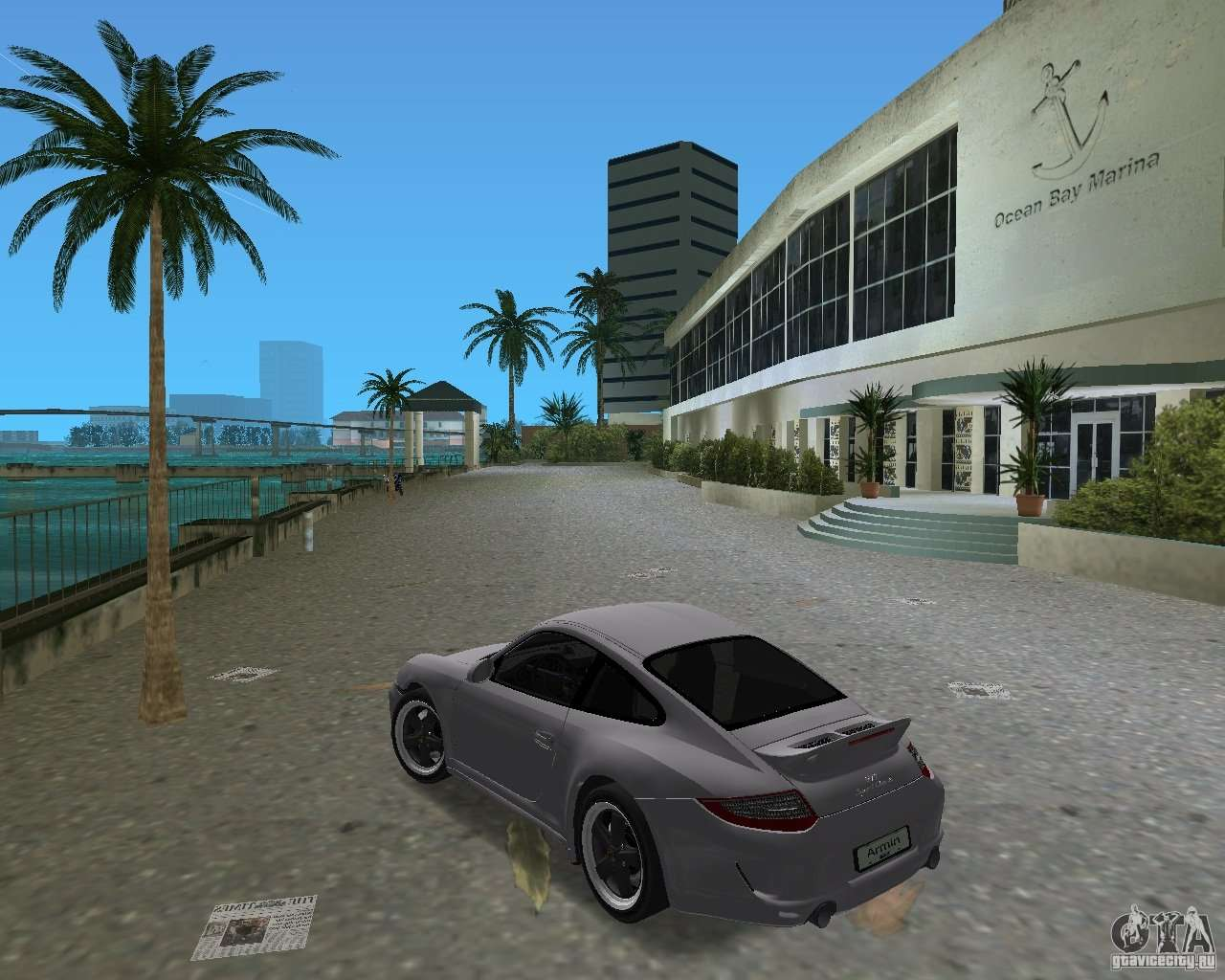 porsche 911 sport para gta vice city. Black Bedroom Furniture Sets. Home Design Ideas