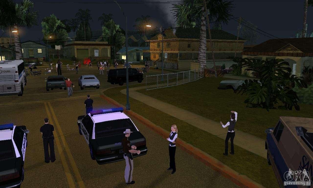 Gta vice city police drift show bug - 1 5