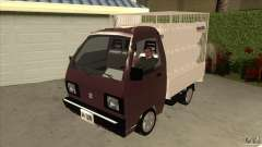 Suzuki Carry 4wd 1985 Abastible para GTA San Andreas