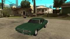 Pontiac GTO 1969 para GTA San Andreas
