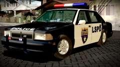 New Police LS para GTA San Andreas