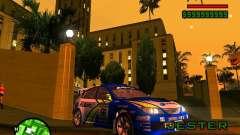DiRT 2 Subaru Impreza WRX STi para GTA San Andreas
