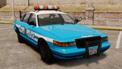 Vapid Police Cruiser ELS