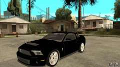 Ford Shelby GT 500 2010