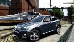 BMW X6 para GTA 4
