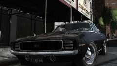Chevrolet Camaro SS 350 1967 para GTA 4