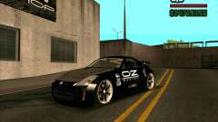 Nissan 350Z Pro Street