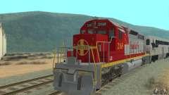 SD40 Santa Fe